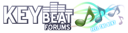 Keybeat Online Home